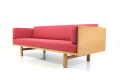 Original Vintage Sofa no. GE259 by Hans J. Wegner for GETAMA