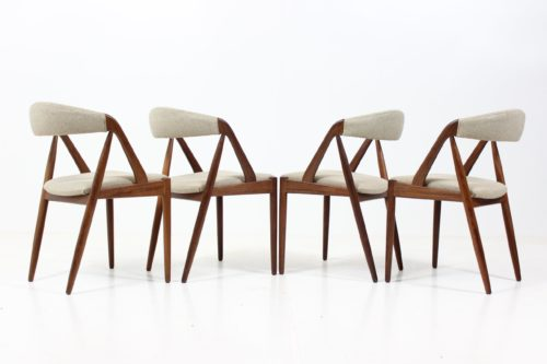 Retro Vintage Chairs no. 31 by Kai Kristiansen for Schou Andersen SVA Møbler