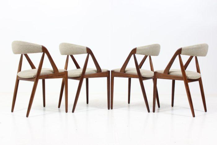 Retro Vintage Chairs no. 31 by Kai Kristiansen for Schou Andersen SVA Møbler