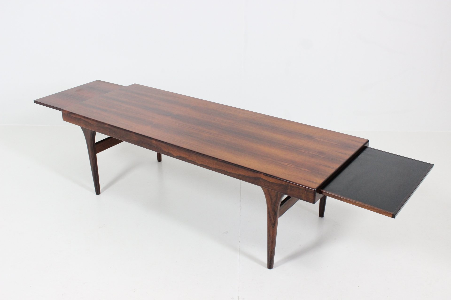 Retro Vintage Coffee Table by Johannes Andersen for CFC Silkeborg