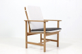 Retro Vintage Dining Chairs by Børge Mogensen for Fredericia Stolefabrik