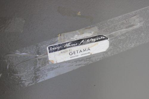 Original Vintage Sofa no. GE259 by Hans J. Wegner for GETAMA