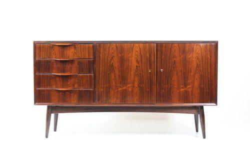 Retro Vintage Sideboard by Erling Torvitz for Klim Møbelfabrik