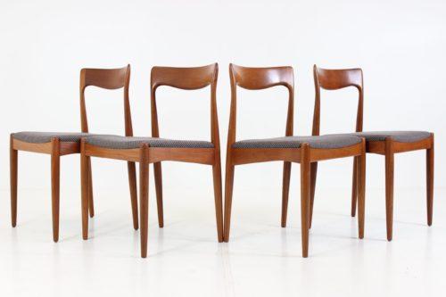 Vodder Arne dining chairs