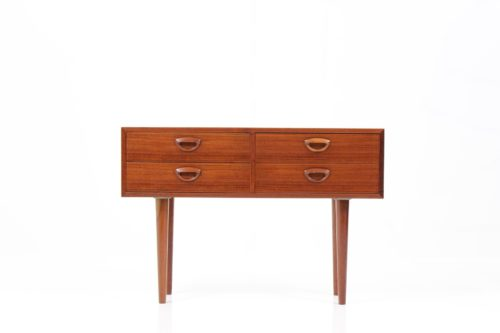 Vintage Chest of Drawers no. 50 by Kai Kristiansen for Feldballes Møbelfabrik