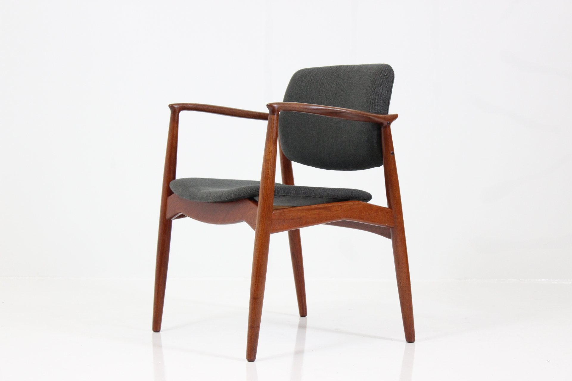 Vintage Armchair OD Serie by Erik Buck for Ørum Møbler