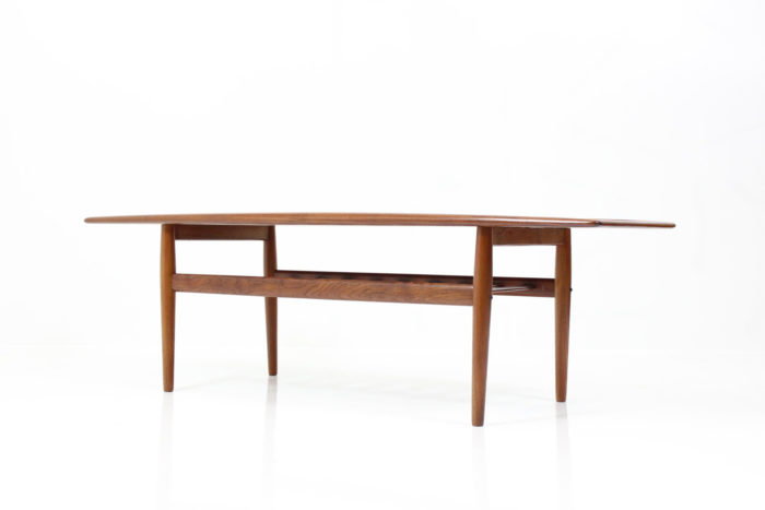 Vintage Coffee Table by Grete Jalk for Glostrup Møbelfabrik