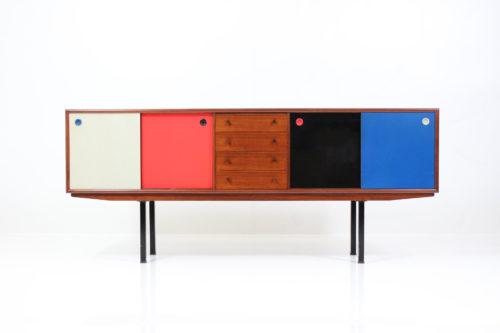 Vintage Pre-Triennalle Sideboard by Arne Vodder for Sibast Møbler