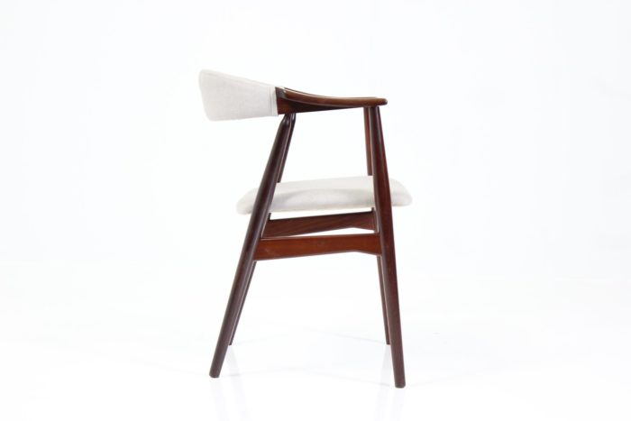 Vintage Side Chair no. 213 by T. Harlev for Farstrup Stolefabrik