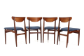 2 Findahls Møbelfabrik Teak Dining Chair