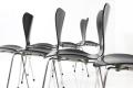 2 Jacobsen, Arne - Fritz Hansen Eftf. - # 3107 (Syveren : Seven Chair) Danish Teak