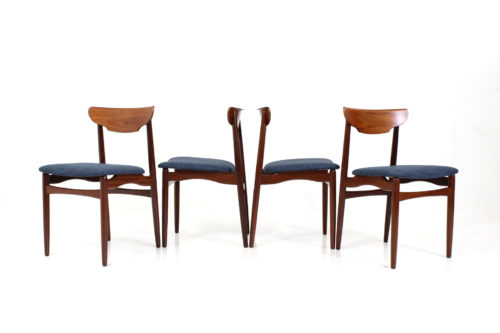 3 Findahls Møbelfabrik Teak Dining Chair