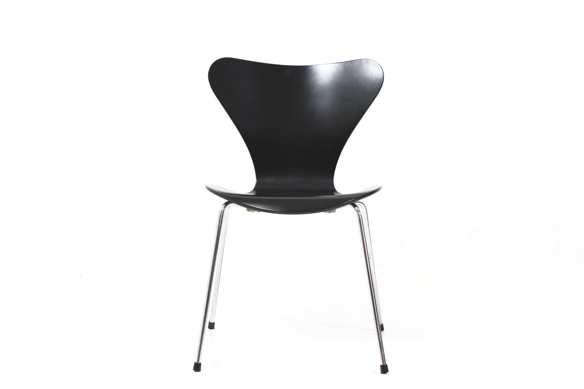 Side Chair Syveren by Arne Jacobsen for Fritz Hansen Eftf DAVINT