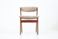 Vintage Side Chair by Kai Kristiansen for Høng Stolefabrik