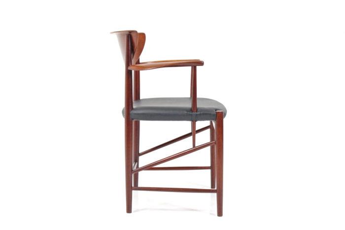 Vintage Armchair by Hvidt & Mølgaard-Nielsen for Søborg Møbelfabrik