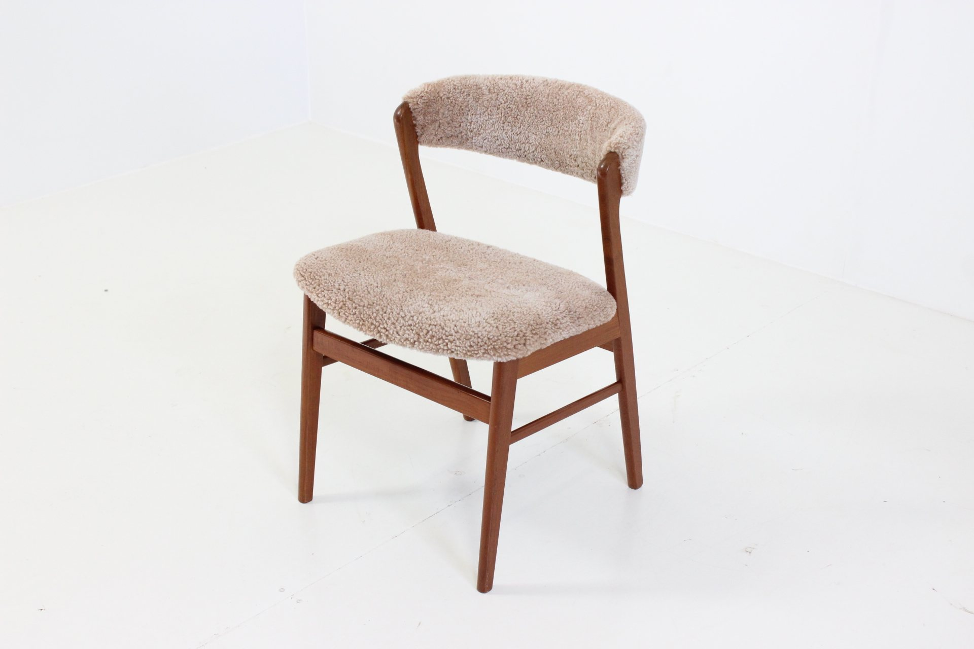 Side chair by kai kristiansen for h ng stolefabrik davint design - Kai kristiansen chairs ...