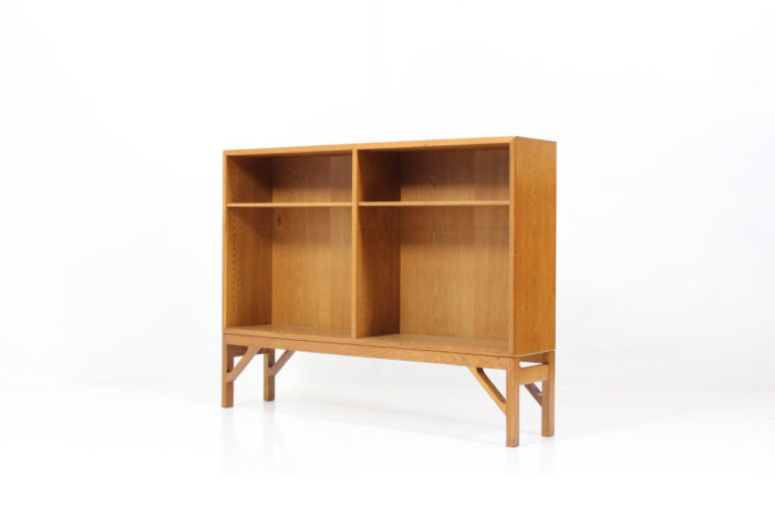 Vintage Shelf Rack no. 150 Serie by Børge Mogensen for FDB Møbler