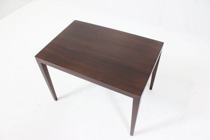 Danish Vintage Retro Coffee Table by Ole Wanscher for Haslev Møbelfabrik