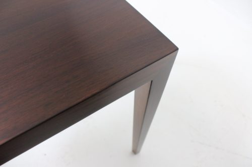Danish Vintage Retro Coffee Table by Ole Wanscher for Haslev Møbelfabrik