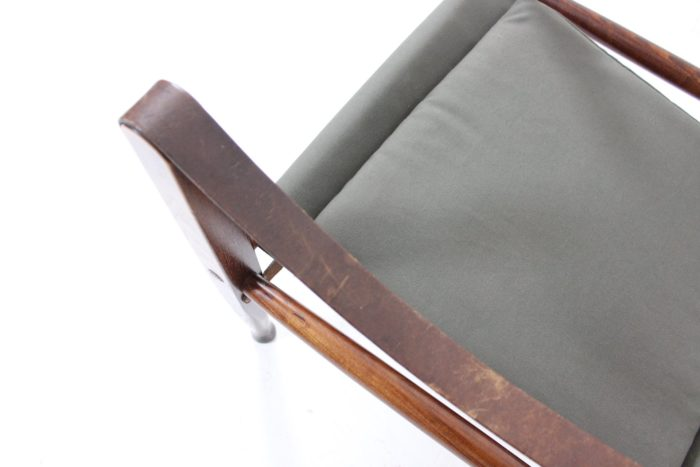 Vintage Retro Armchair by Kaare Kint for Rud Rasmussen