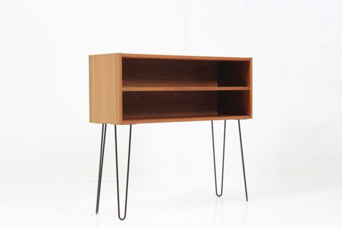 Retro Vintage Original Small Sideboard / Console Table in Teak