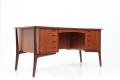 Vintage Retro Writing desk by S. Å. Madsen for H. P. Hansens Møbelindustri