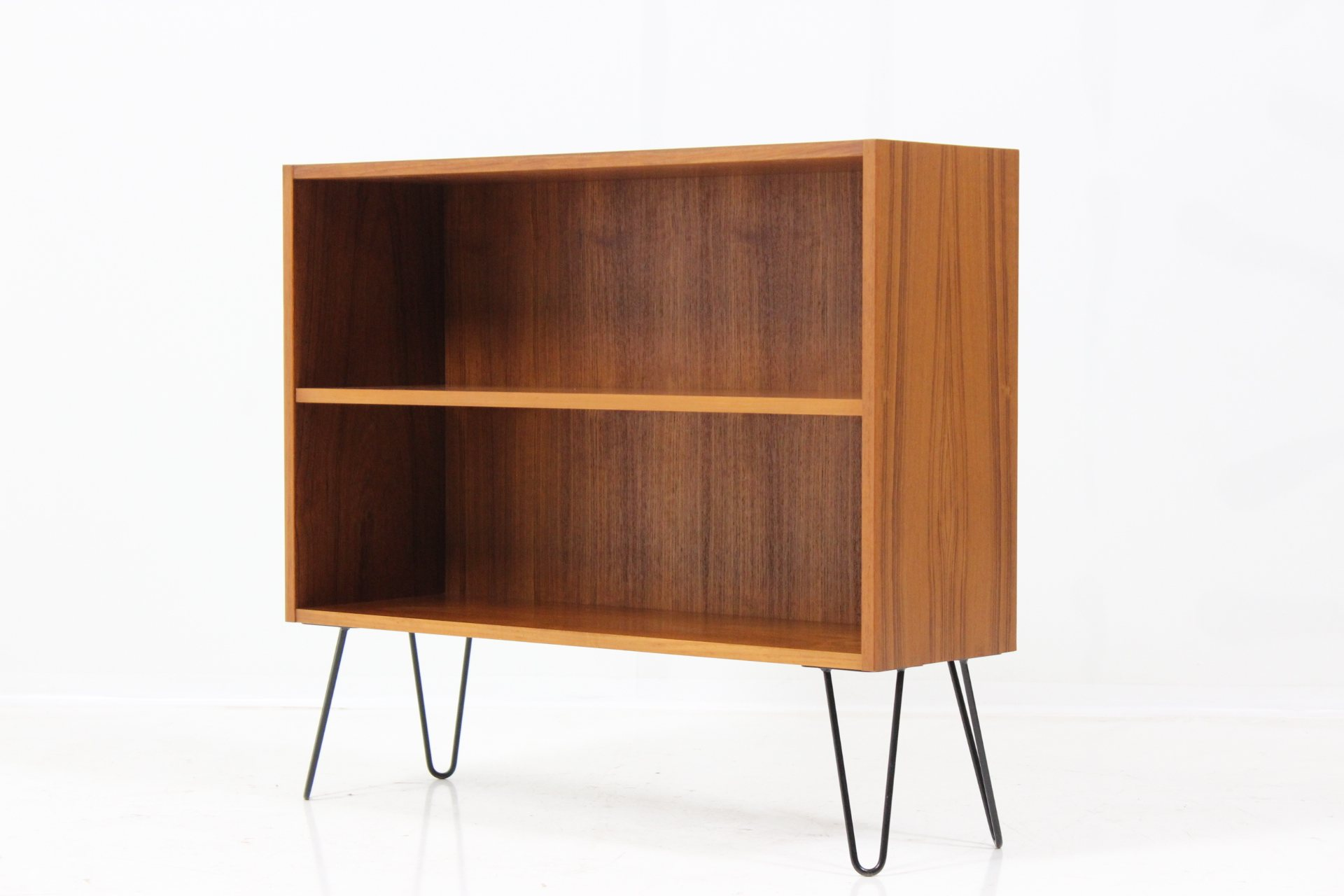 Original Shelf Rack Bookcase In Teak Davint Design