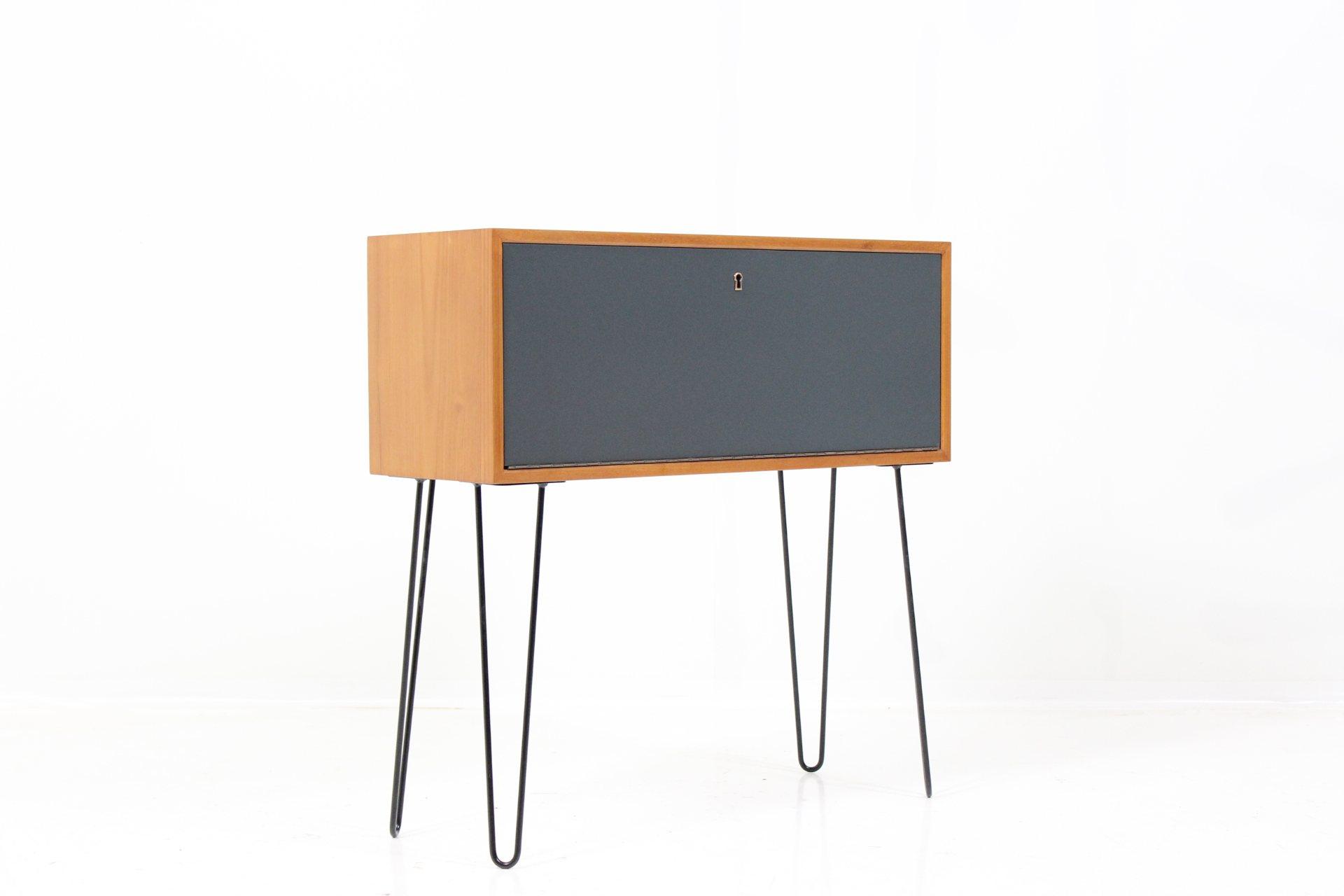 Original Sideboard Console Table In Teak DAVINT Design